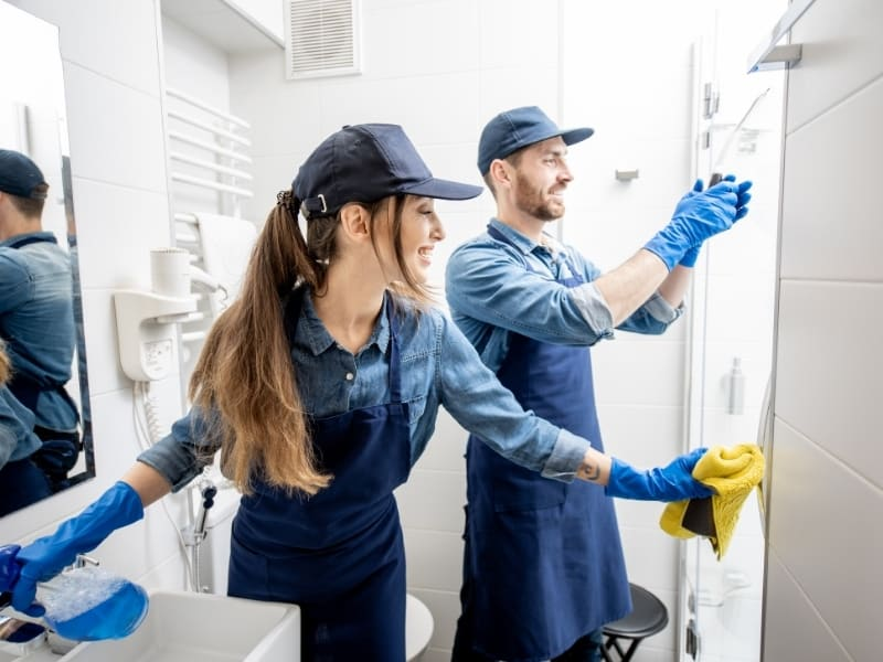 Effective cleaners habits Cambridge