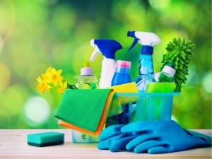 Environmentally friendly cleaning products Cambridge