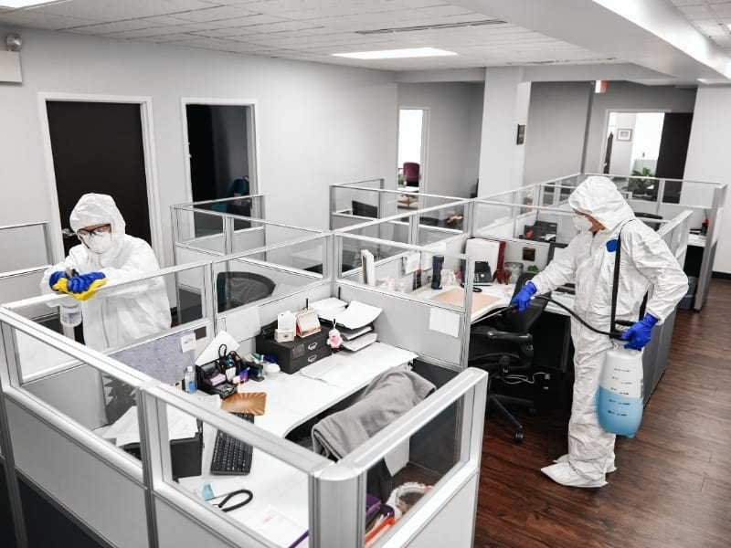 Professional office cleaning Cambridge