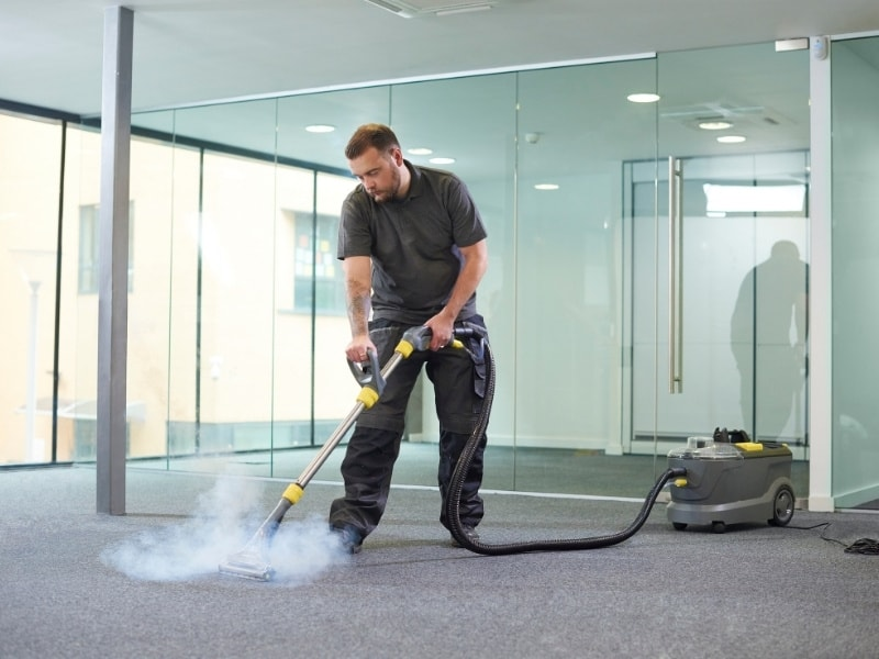 Business carpet cleaning service Cambridge