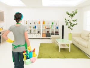 Commercial Cleaning Company for landlords Cambridge