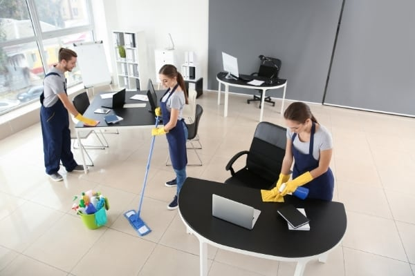 Assured Office Cleaning Cambridge