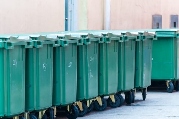 Bin Store Cleaning Services Cambridge