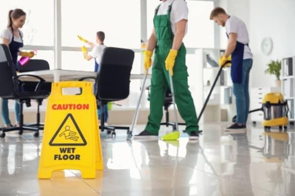 Commercial Floor Cleaning Cambridge