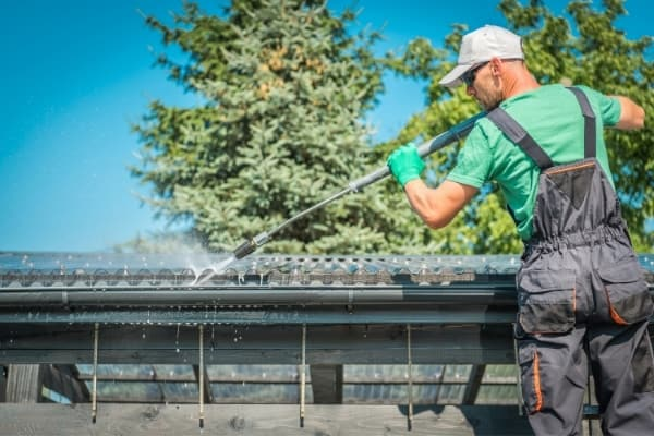 Gutter Cleaning Cambridge Spotless Commercial