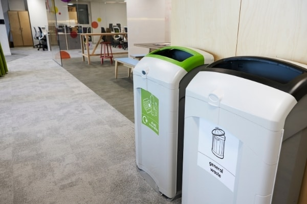 Office Waste Collection Spotless Commercial Cambridge
