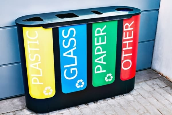 Regular waste collection service in Cambridge