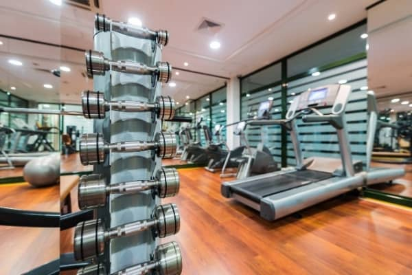 Gym Cleaning Service Cambridge
